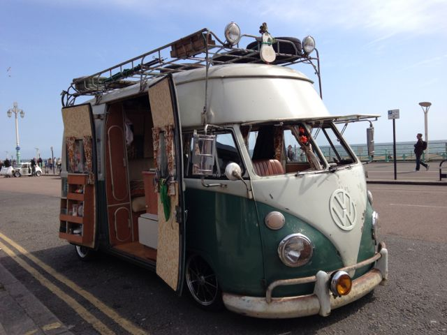 Brighton – Incarnation 2013 – Some of the cool rides seen down in the sun on Brighton sea-front….