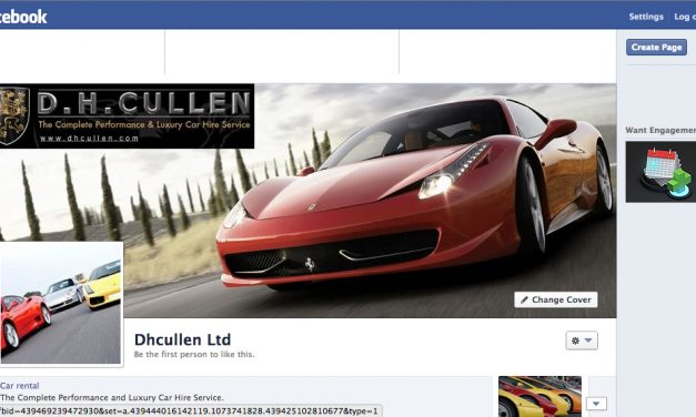 D.H.CULLEN Ltd. join facebook ! Like us to follow our updates, news and reviews..