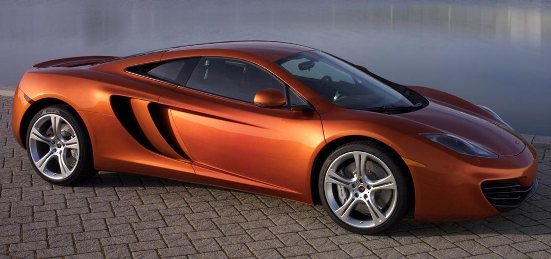 McLaren 570S Spider Hire