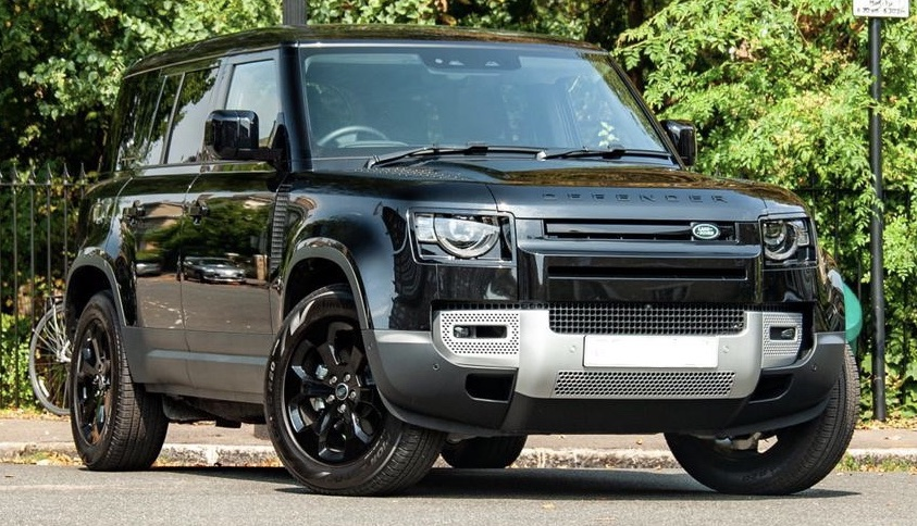 Land Rover Defender Hire NEW 2020