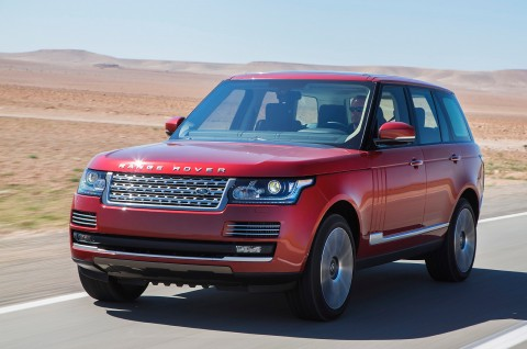 The Beautiful All-New 2013 Range Rover Vogue is here…