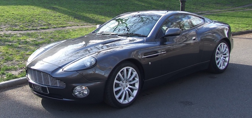 Aston Martin Vanquish (First Generation)