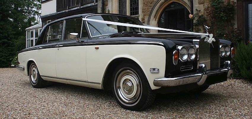 Rolls-Royce Silver Shadow Hire