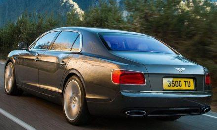 Bentley Planning a 4 Door Coupe…