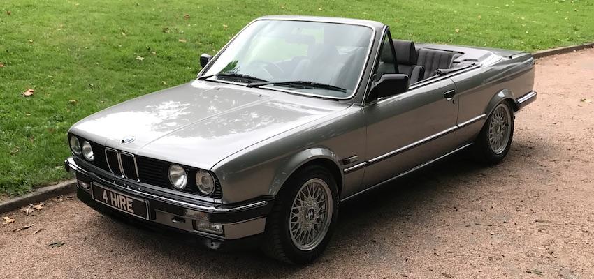 BMW 325i Convertible (Classic E30)